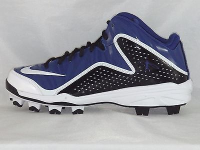 024880a47 NIKE AIR SWINGMAN MVP 2 MCS Mid Baseball Cleats (Molded)