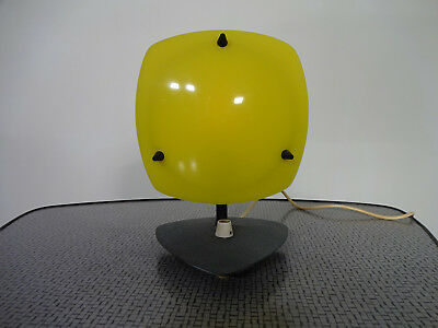 60er Jahre Lampe Tischlampe  1960's  Table Lamp