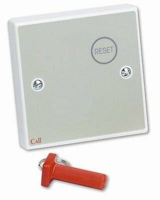 Tc392 - C-Tec 800 Series Magnetic Reset Point Nc809Dm For Care Alarm Systems