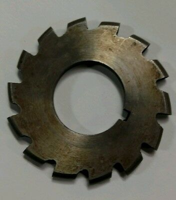 5/16 concave slitting cutter. 7/8 hole
