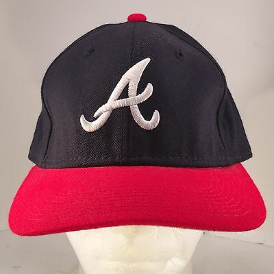 043c8ec21e8 Vintage Atlanta Braves Fitted 7 3 8 Wool Sports Specialties The Pro Hat Cap