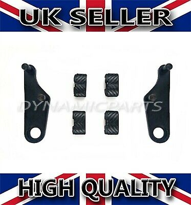 RENAULT MEGANE Mk2 SCENIC Mk2 SUNROOF REPAIR KIT SLIDING METAL + CLIPS