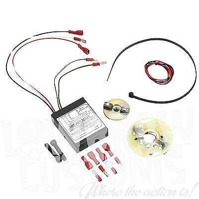 Boyer Bransden Electronic Ignition for Triumph and BSA Motorcycles 500 / 650 / 7