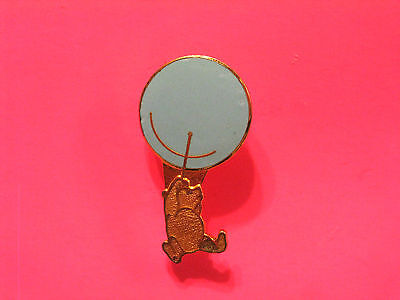 Winnie The Pooh Official Enamel Pin Button Badge Uk Import