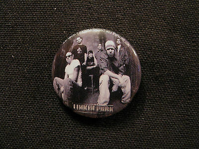 """Linkin Park Official New  1"""" Button Badge Pin  Group"""