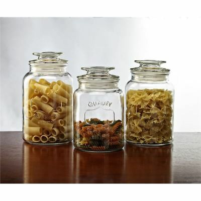 Circleware - Yorkshire 3pc Canister Set