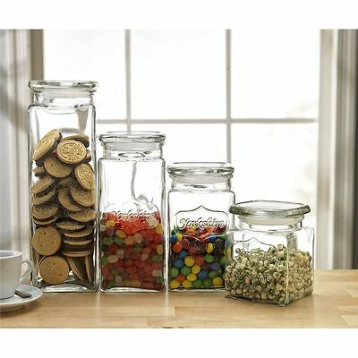 Circleware - Yorkshire 4pc Canister Set