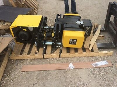 NEW 5000 KG wire rope hoist