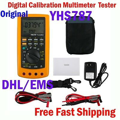 YHS-787 Digital Process Original Calibrator Multimeter Meter Kit Test