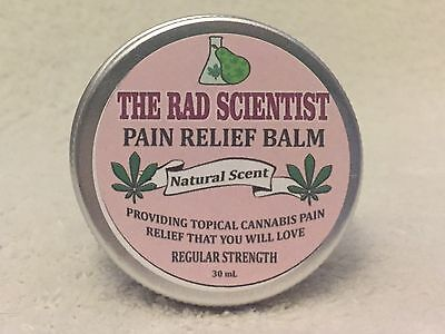 Pain Relief Balm - Natural Scent