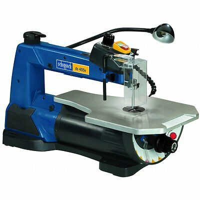 Scheppach Ds405V Professional Variable Speed Scroll Saw, 240V