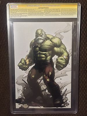 Future Imperfect 1 CGC SS 9.8 Signed By Dale Keown Ant-Sized Variant Cover