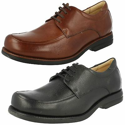 Mens Anatomic & Co Anapolis 454546 Leather Lace Up Shoes