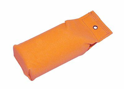 Bisley 1lb Dog Dummy in Green or Orange Training Retrieving