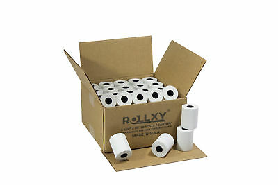 "2 1/4"" x 85' THERMAL RECEIPT PAPER-50 ROLLS **FREE SHIPPING**"