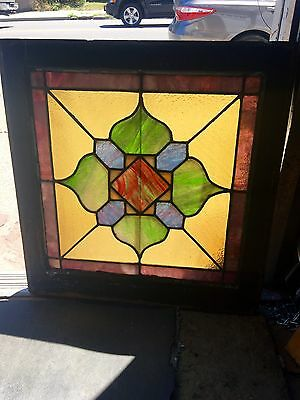 The Best Antique Lotus Mandala Colored Window On eBay For The Price
