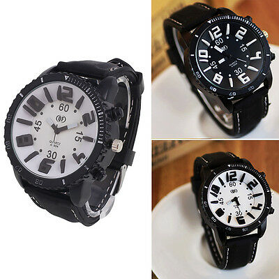 Lover Chic Student Silicone Band Analog Wrist Watch Watches Best Friend Gift
