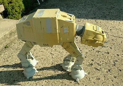 Star Wars AT-AT Imperial Walker Working sounds Over 2ft Tall Rogue One