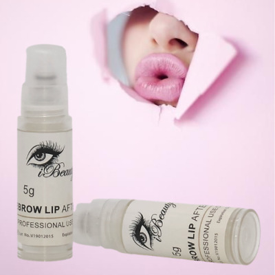 Permanent Make-up Nachbehandlung Creme Nachpflege Brows+Lips Microblading