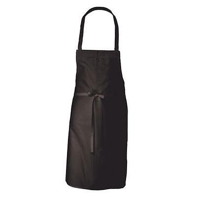 Chef Works - APKBL - Black Bib Apron