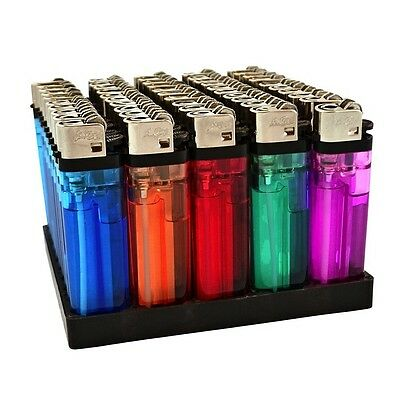 Lot Of New 20 Disposable Cigarette Lighters Wholesale Price Free Shipping