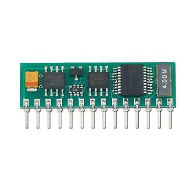 Parallax BS1 IC, BASIC STAMP 14 Pin, Microcontroller Electronics Project Atom