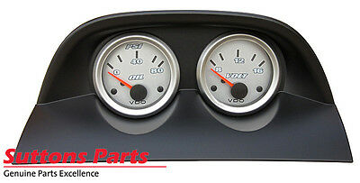 New Genuine Hsv Centre Binnacle Vdo Gauge Kit Part Spz300217