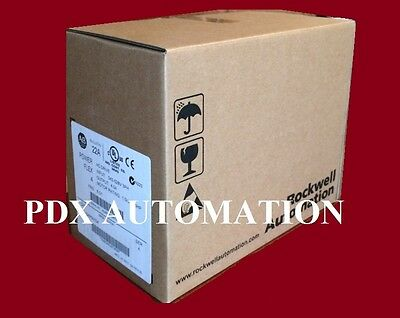 2016 Factory Seal 22AD8P7N104 Powerflex Drive 480V, 5Hp Catalog 22A-D8P7N104