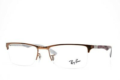 11bc848ba32 Ray-ban Carbon 8413 2690 New Authentic eyeglasses 52-18-145 without case