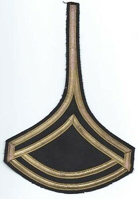 USMA Sergeant Major Bullion Chevron