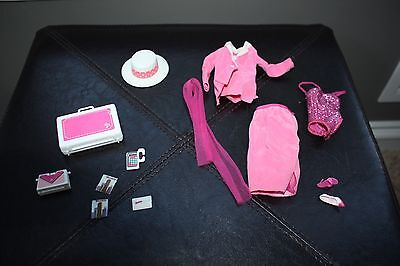 Vintage 1984 Day to Night Barbie Outfit and Accessories #7929