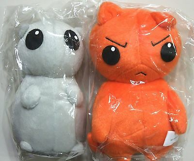 Fruits Basket plush doll set  Figure Kyo Yuki official anime LTD Authentic
