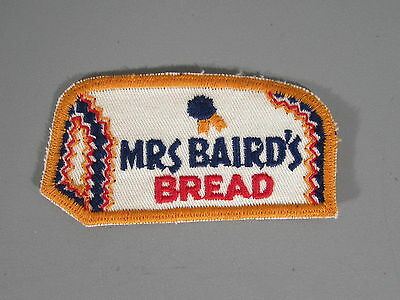 Mrs Bairds Bread Patch / New Old Stock of Closed Embroidery Company / FREE Ship