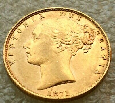 1887 cgs slabbed 45  Victoria  YH Full  Sovereign