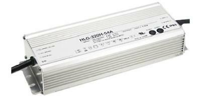 Mean Well HLG-320H-20A, Constant Voltage Dimmable LED Driver 300W 20V dc 15A