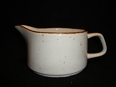 J & G Meakin LIFESTYLE Pattern GRAVY / SAUCE BOAT Speckled Rare Piece Exc. Cond