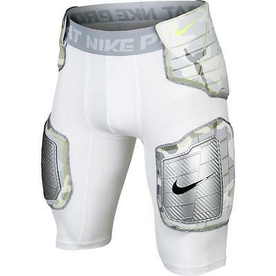 Nike Pro Hyperstrong Compression Hard Plate Men's Football Shorts 688547-100 $90