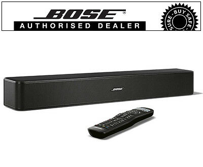 Bose Solo 5 TV Sound System W/ Bluetooth USB Bass Control