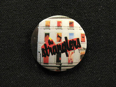 "Stranglers Vintage 1"" Button Badge Pin Punk Uk Made"