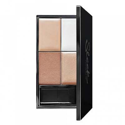 Sleek MakeUP Precious Metals 4 Colour Highlighting Palette