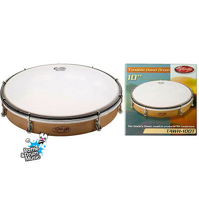 Stagg 10 Tuneable Wooden Hand Drum