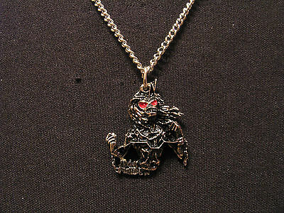 """Small Iron Maiden Vintage Necklace Us Import  """"killers"""""""
