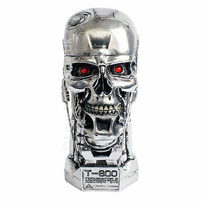 Terminator 2 T800 Head Box 21cm High Licensed Product