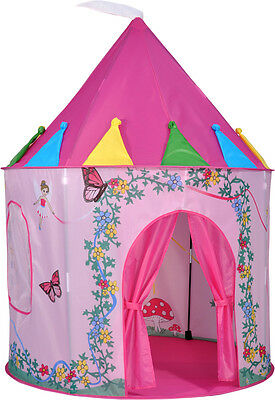 Childrens Fairy Pop Up Play Tent For Indoor Outdoor Play