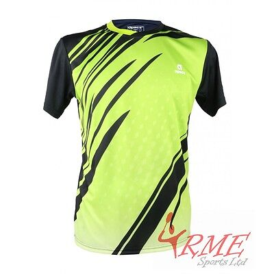 Apacs Dry-Fast T-Shirt (AP3205 Black-Green) **SPECIAL OFFER NORMAL RRP £19.99**