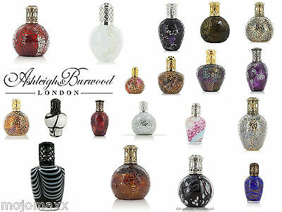Ashleigh Burwood Premium Fragrance Lamp Oil Burner In Gift Box  Many Choices NEW