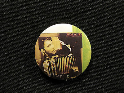 "Tom Waits Vintage 1"" Badge Button Pin Uk Import"