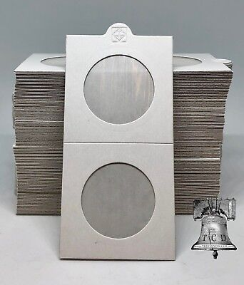 25 WHITE LIGHTHOUSE 2X2 SELF ADHESIVE FLIPS FOR 17.5MM