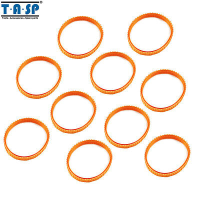 10PC 225007-7 Planer Drive Belt for Makita 1900B BKP180 KP0800 N1923BD KP0810