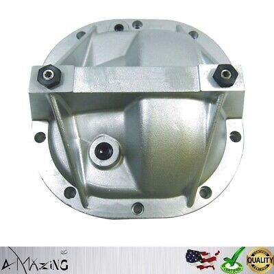 Best Quality Ford Mustang 8.8 Differential Cover Rear & Girdle System (Silver)